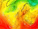L'anticiclone gonfia sull'Europa - GFS Meteonetwork