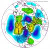 la ridislocazione del vortice polare e delle SSTA atlantiche, la spinta anticipata dell'ITCZ e la Madden Julian in forte rinforzo nel settore America Latina, Atlantico tropicale ed Africa regoleranno una prima sostanziale modifica del flusso mite occidentale nella seconda parte di maggio.